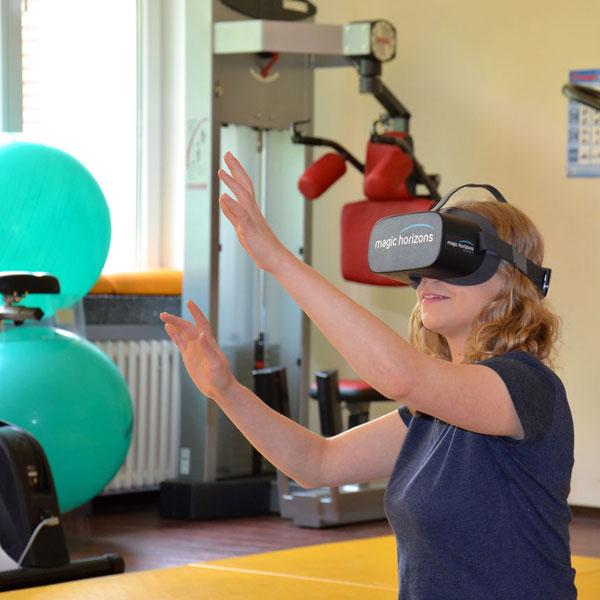 virtual reality mental health UAE
