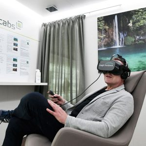 virtual reality mental health Dubai
