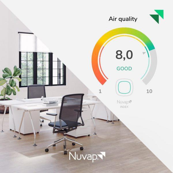 Air quality monitoring device UAE